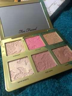 Mecca Too Faced Natural Face Palette
