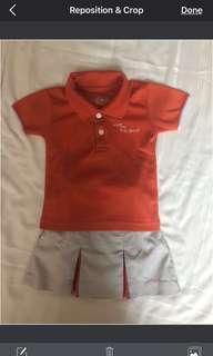🚚 My First Skool Uniform - Girl