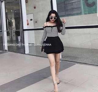 Sabrina strip