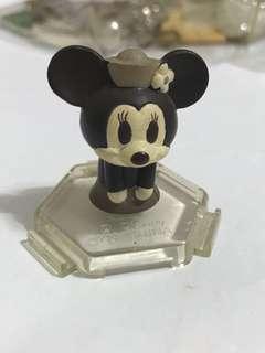 美妮 米奇老鼠 軟膠 擺設 扭蛋