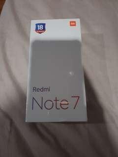 BN Xiaomi Redmi Note 7 64gb Black set