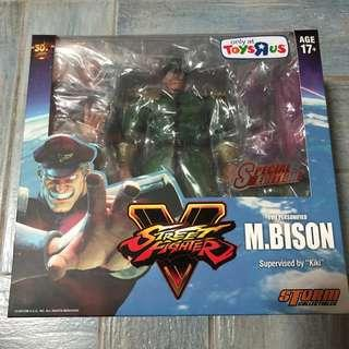 Storm collectibles Toysrus Exclusive M.Bison