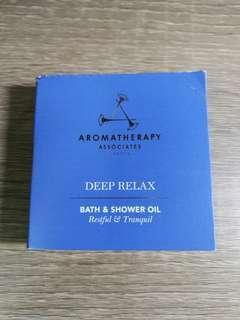 Aromatherapy Deep Relax Bath & Shower Oil