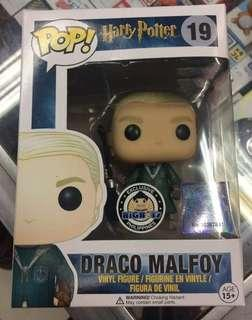 (ON HAND) Draco Malfoy Quidditch Harry Potter Funko Pop