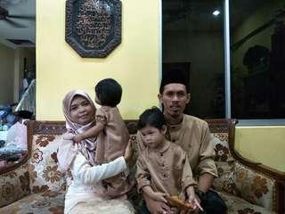 Family Set Raya Sedondon