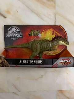 Jurassic World Battle Damage Dinosaur Dinosaurs