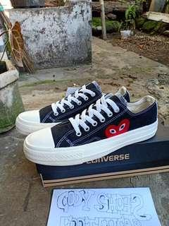 Converse CDG play Low