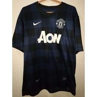 Authentic Nike Manchester United 2012/2013 Away football jersey
