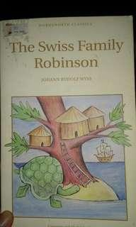 Novel the swiss family robinson