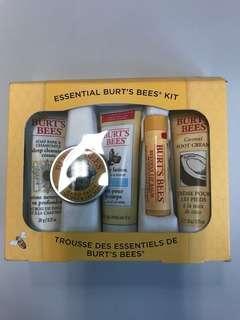 Burt's Bees 基本套裝
