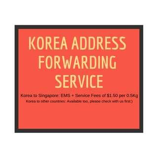 Korea Forwarding Service