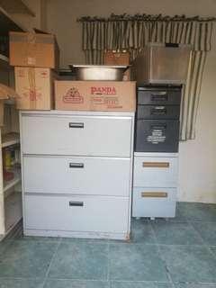 3-pc Steel cabinet