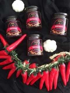 Maparas Chili Garlic Oil