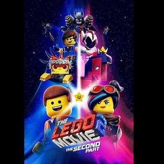 [Rent-A-Movie] THE LEGO MOVIE 2 THE SECOND PART (2019) [MCC004]