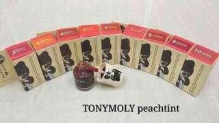 Tony moly lip & cheek tint