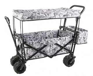 2 days promotion !!! Stroller wagon trailer duoble triple pram