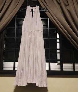 🚚 Jacenia Pleated Midi Dress
