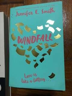 🚚 Windfall by Jennifer E. Smith