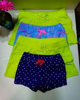 Hotpants Anak dan Baby Jumping Beans