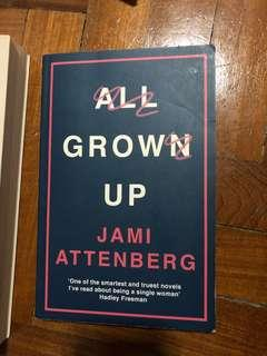 🚚 All Grown Up by Jame Attenberg