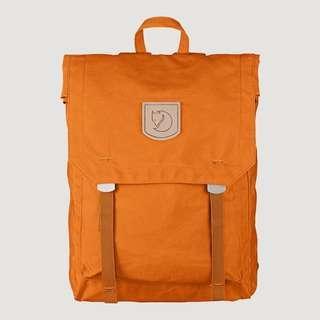 [sales clearance] Fjallraven Foldsack No.1 - Orange