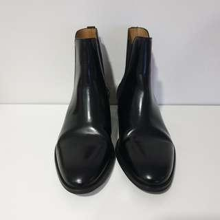 COS Black Leather Boots