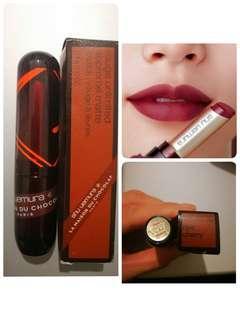 Shu Uemura La Maison Du Chocolat (Ripe Cherry) lipstick