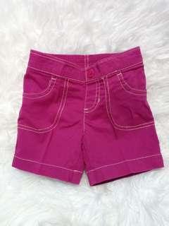 Mini Magenta Pants