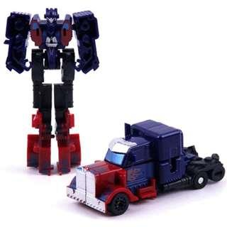 Transformers party supplies - toy / figurine / cake deco