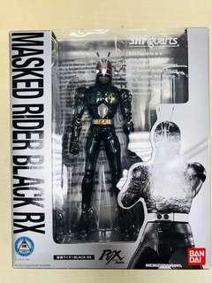 SHF - Masked Rider Black RX