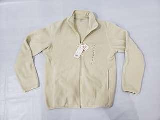 Uniqlo (全新) Men's polar fleece cardigan