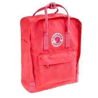 [sales clearance] Fjallraven Kanken Classic Backpack - Pink