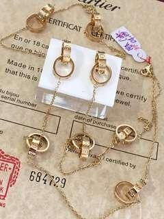 Cartier Long Necklace
