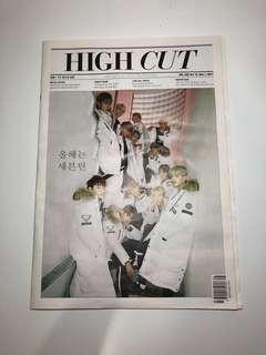 Seventeen High Cut Magazine Vol. 208 (Dynafit)