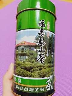🚚 台灣第一高峰-福壽梨山茶