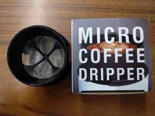 日本 Rivers Micro Coffee Dripper 咖啡 滴濾器 便攜 隨行