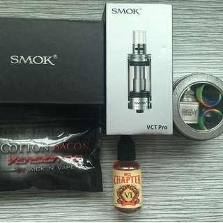 Vape Complete Set For Sell!!! (USED)