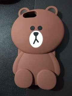 LINE BROWN CASE