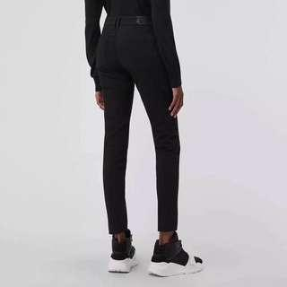 Burberry woman jeans