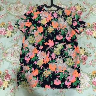 Floral Top new look