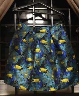 Covet - Jacquard Skirt
