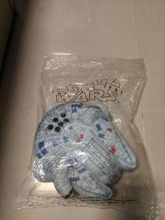 🚚 Star Wars Millennium Falcon Soft Toy