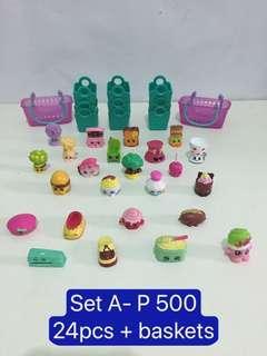 Original Shopkins Set