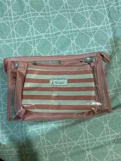 🚚 Pouches 3 in 1 Pink