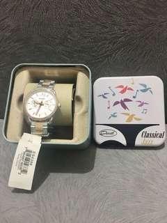 Original fossil tailor watch