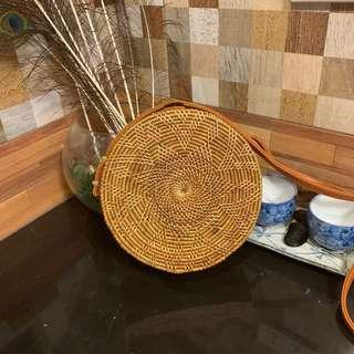 Rattan Bag from Bali (LARGE)