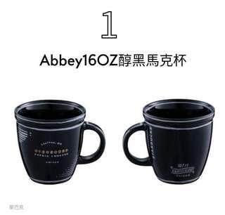 台灣代購⭐️星巴克21週年「黑白插畫」風格限定杯(各款售價不同請看詳情)