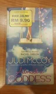 Judy McCoy - Almost A Goddess - New