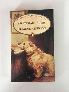 Greyfriars Bobby by Eleanor Atkinson Paperback Classic