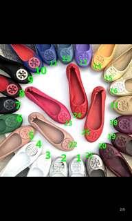 f0f185b9a Tory Burch Ballet flats and Miller sandals